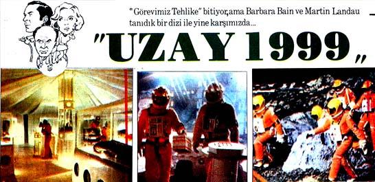 """""""Uzay 1999"""""""