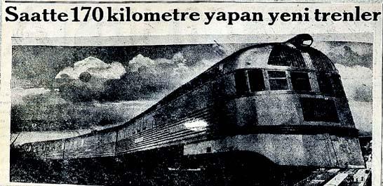 Yeni trenler