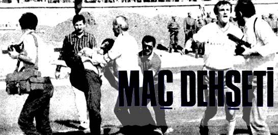 Futbol gerilimi, Konya'da kanlı anarşiye dönüştü