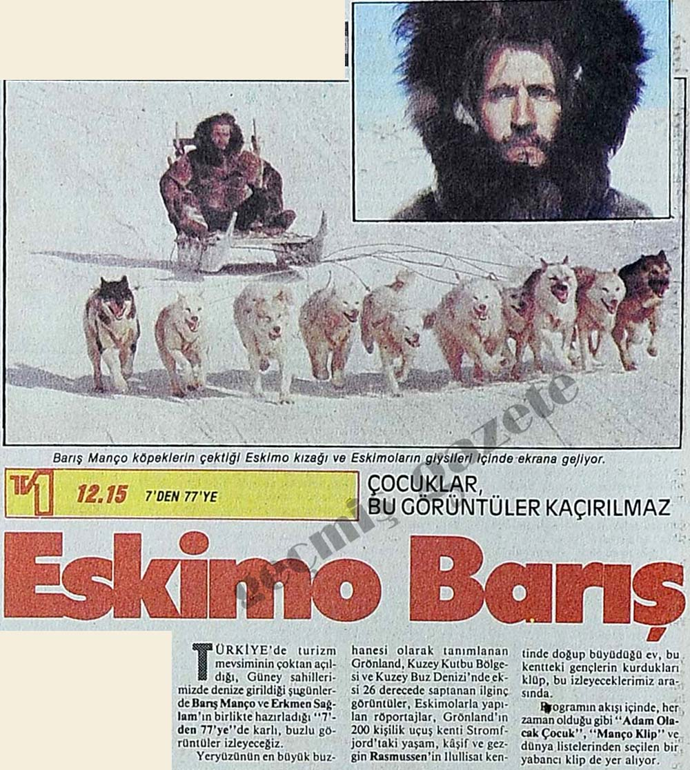 Eskimo Barış