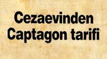 Cezaevinden Captagon tarifi