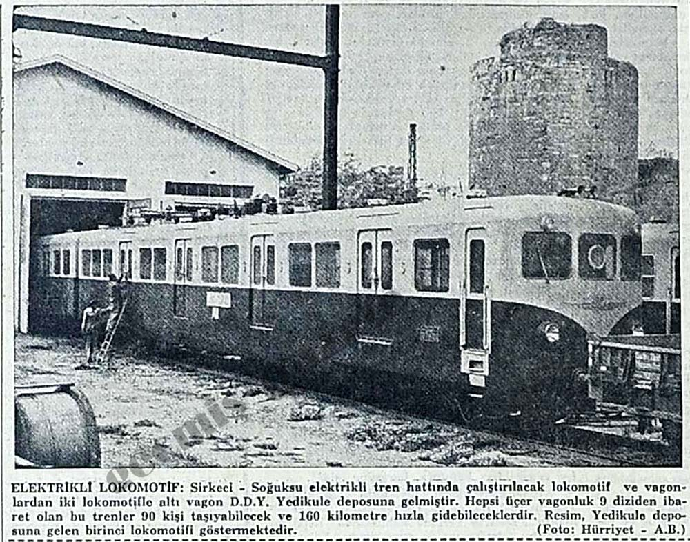 Elektrikli lokomotif