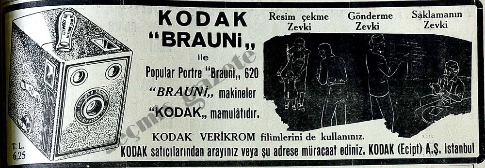 "Kodak ""Brauni"""