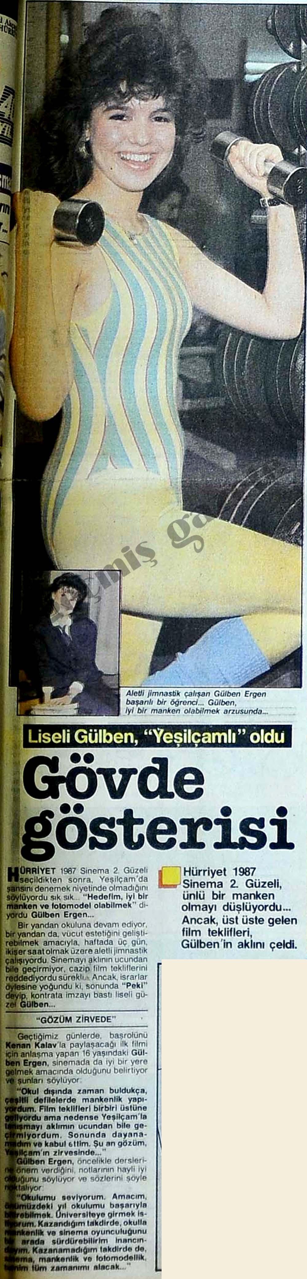 Liseli Gülben