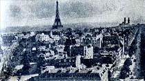 Almanlar Parisi Bombardıman Ettiler