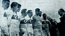 Milli futbol takımımız 1923'ten beri sahalarda