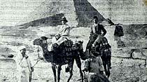 Mısır dönüşü Hüseyin Rahmi beye bir izdivaç teklifi..