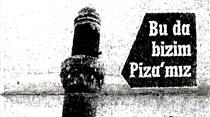 744 yıllık Eğri Minare Piza'dan 129 yaş büyük