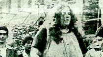 150 kiloluk hippi Mary yürüdükçe sokakları titretiyor