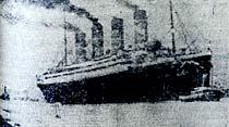 Titanic vapuru facıasının yirminci senesi