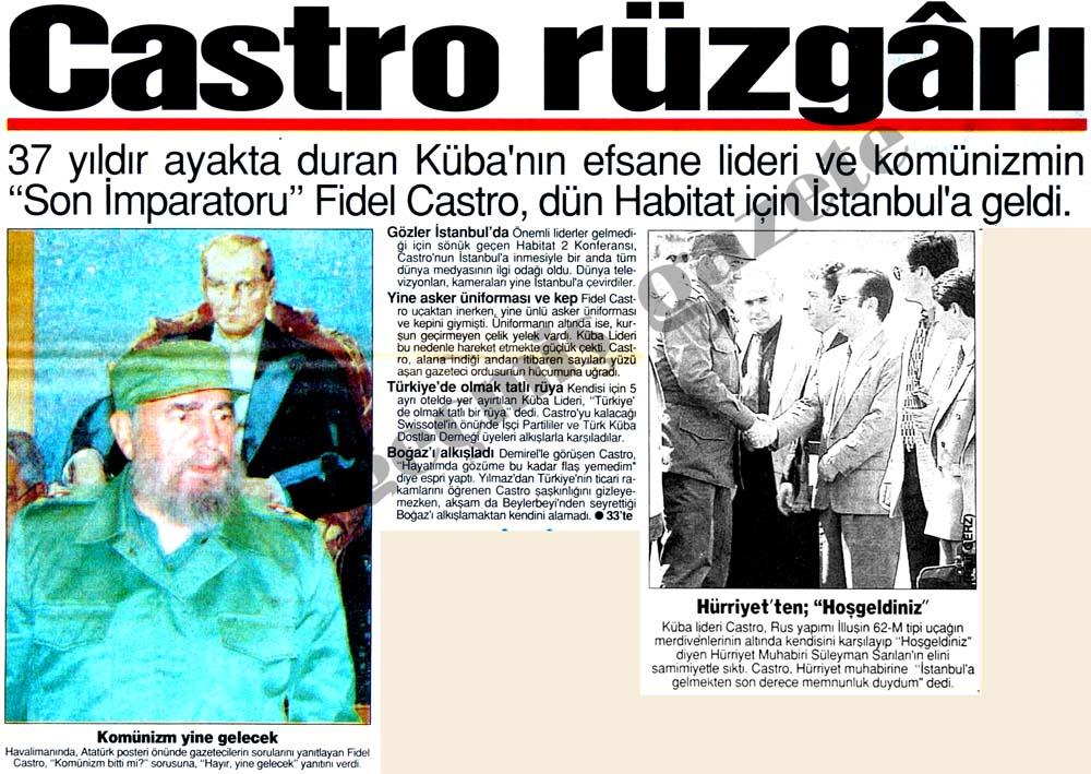 Castro rüzgarı