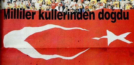 Türkiye futbol bayramı