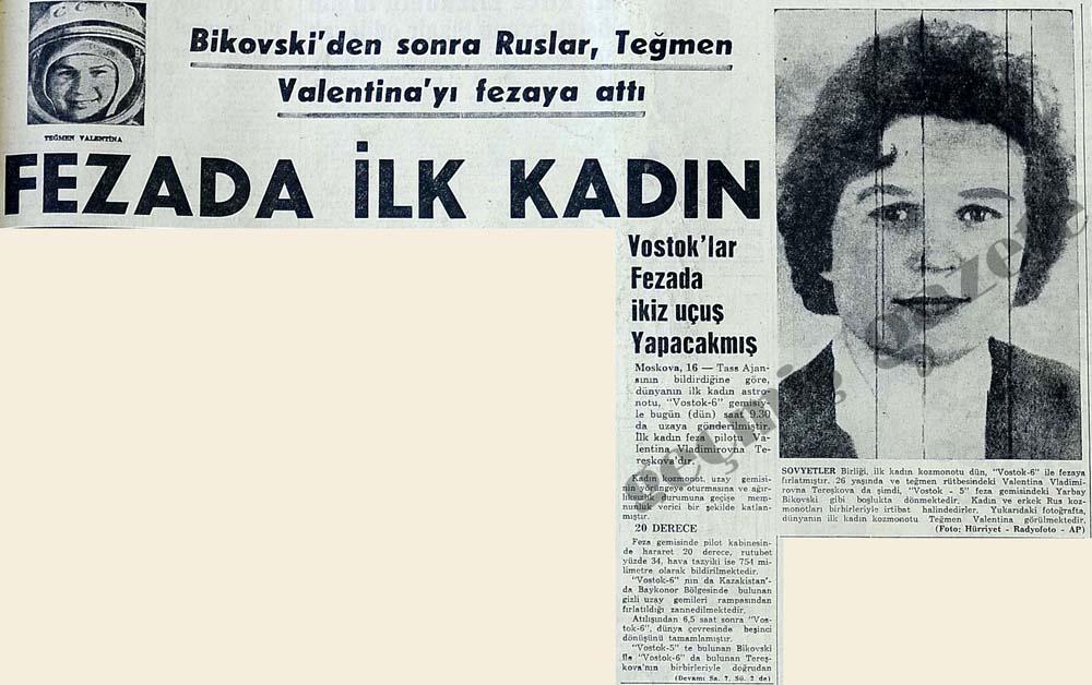 Fezada ilk kadın