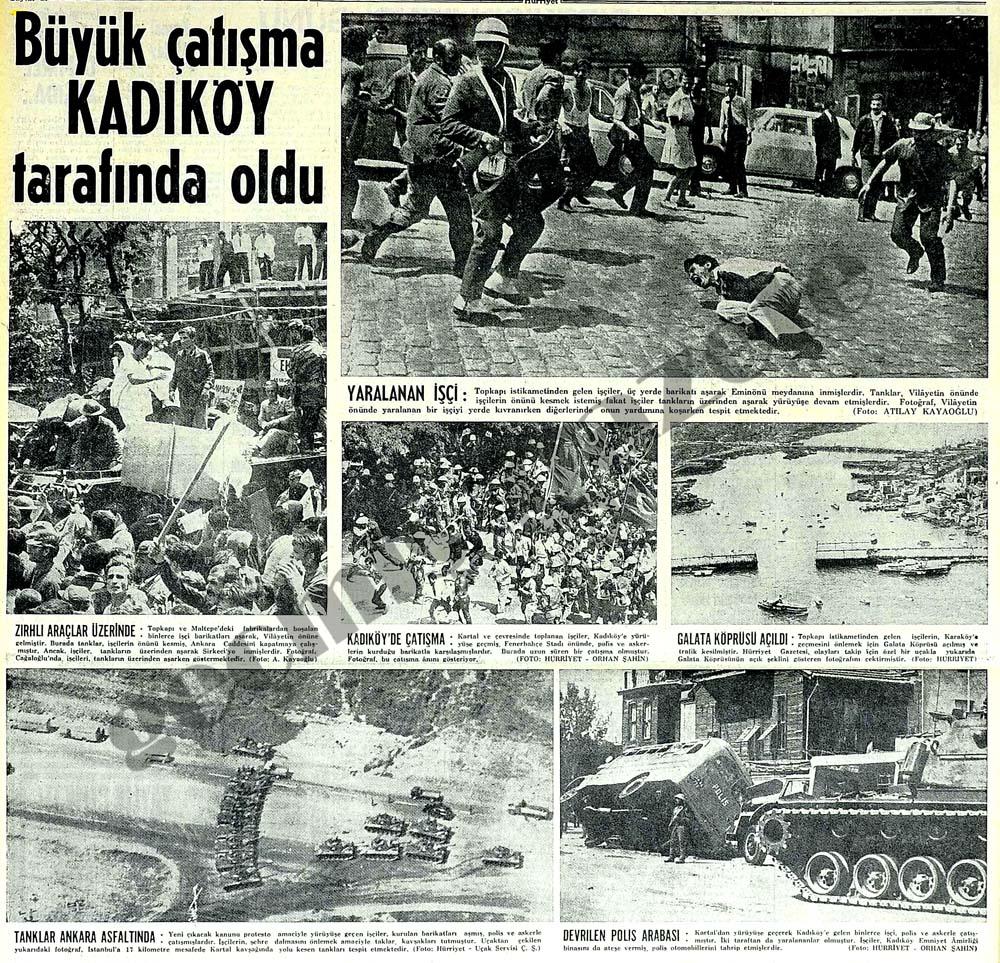 İstanbul ve Kocaeli'de bir ay için ilan edildi