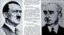 Milli Şefimizle Führer arasında samimi tebrikler