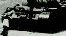 Tankı durduran genç idam edildi