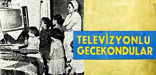 Televizyonlu gecekondular