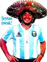 Şeytan Maradona