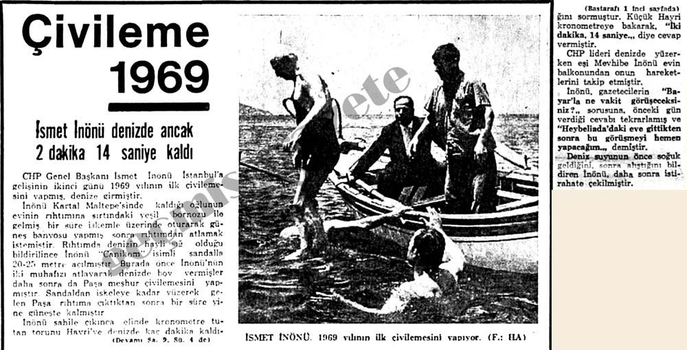 Çivileme 1969