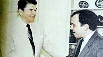 Reagan: 'Türkiye model ülke'