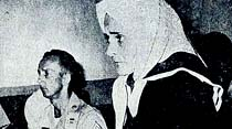 Ayşe Nine, Amerikalı çavuşla mahkemelik oldu