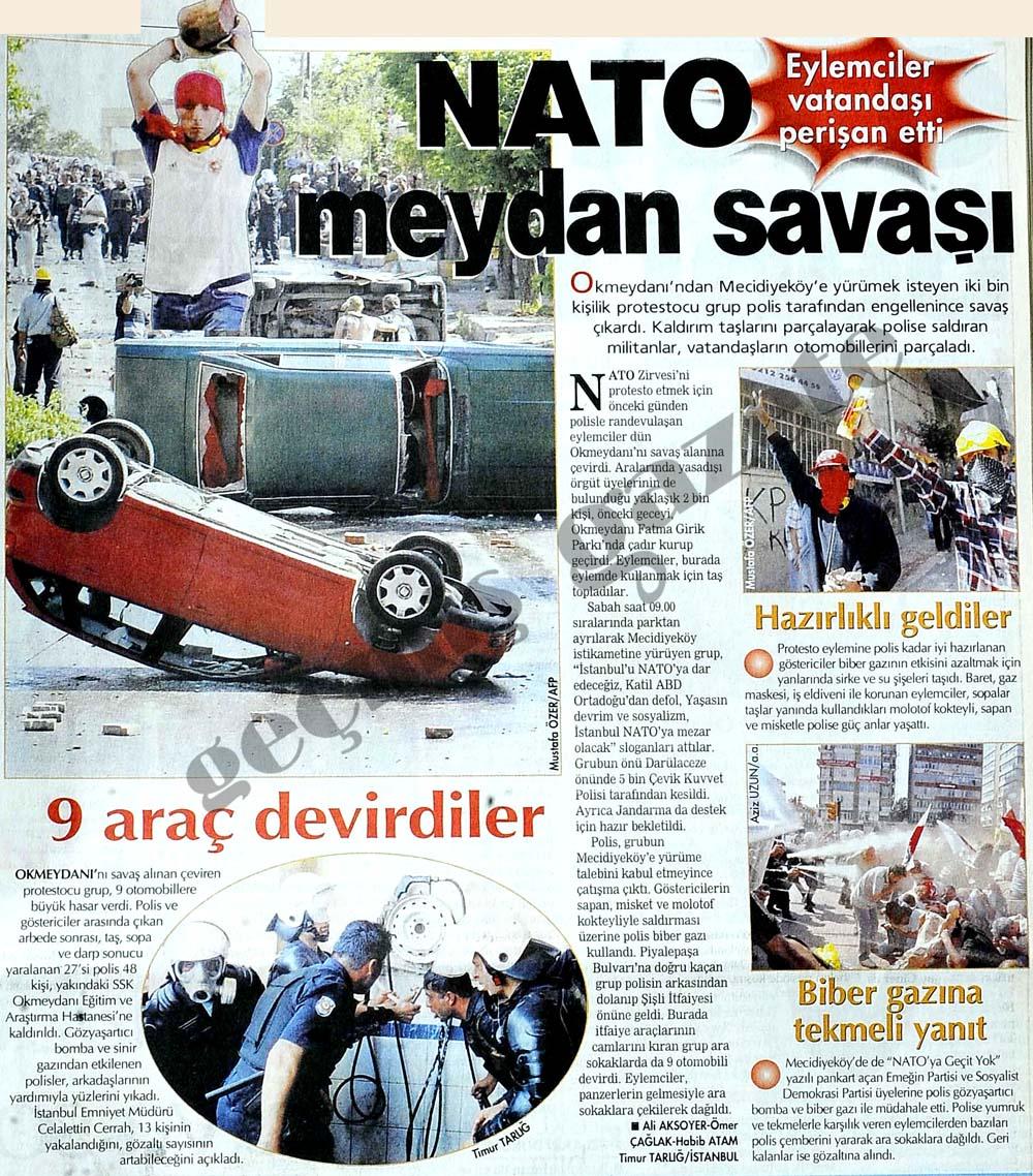 Nato meydan savaşı