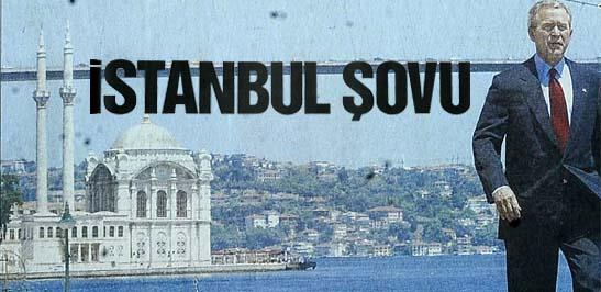 Tanrı Türkiye'yi korusun
