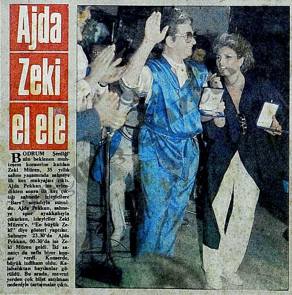 Ajda Zeki el ele