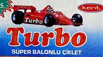 Turbo süper balonlu çiklet