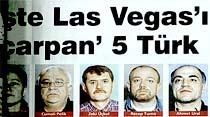 İşte Las Vegas'ı 'çarpan' 5 Türk
