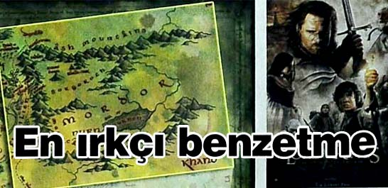 Yüzüklerin Efendisi'ndeki Orklar Türk'müş