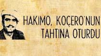 Hakimo, Koçero'nun tahtına oturdu