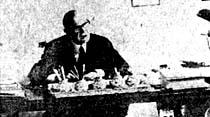 Atatürk'ün yakın arkadaşı Kılıç Ali vefat etti
