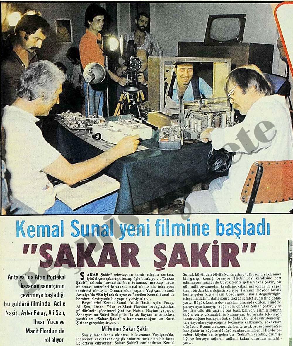 """Sakar Şakir"""