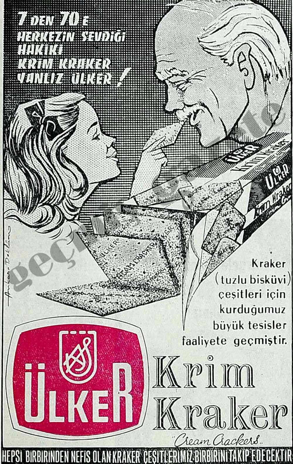 Ülker Krim Kraker