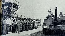 Irak'ın Kerkük şehrinde kızıllar idareyi ele aldı