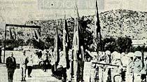 Kıbrıs Mücahit Ordusuna yeni gönüllüler katıldı
