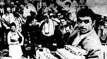 Giresunlu Necati'ye hediye yağdı 500 bininci işçiyi uğurladık