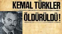 DİSK'e bağlı Maden-İş Genel Başkanı Kemal Türkler öldürüldü!
