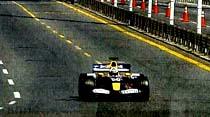 F1 pilotu Coulthard, 33 YTL'lik OGS cezası ödedi
