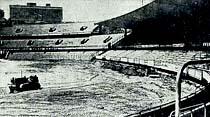 """Dolmabahçe stadının zemini """"çim"""" olacak"""