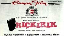 Erman Film listesini iftiharla sunar