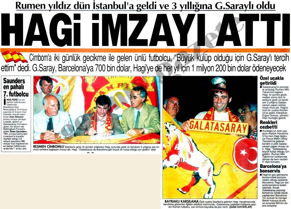 Rumen yıldız İstanbul'a geldi