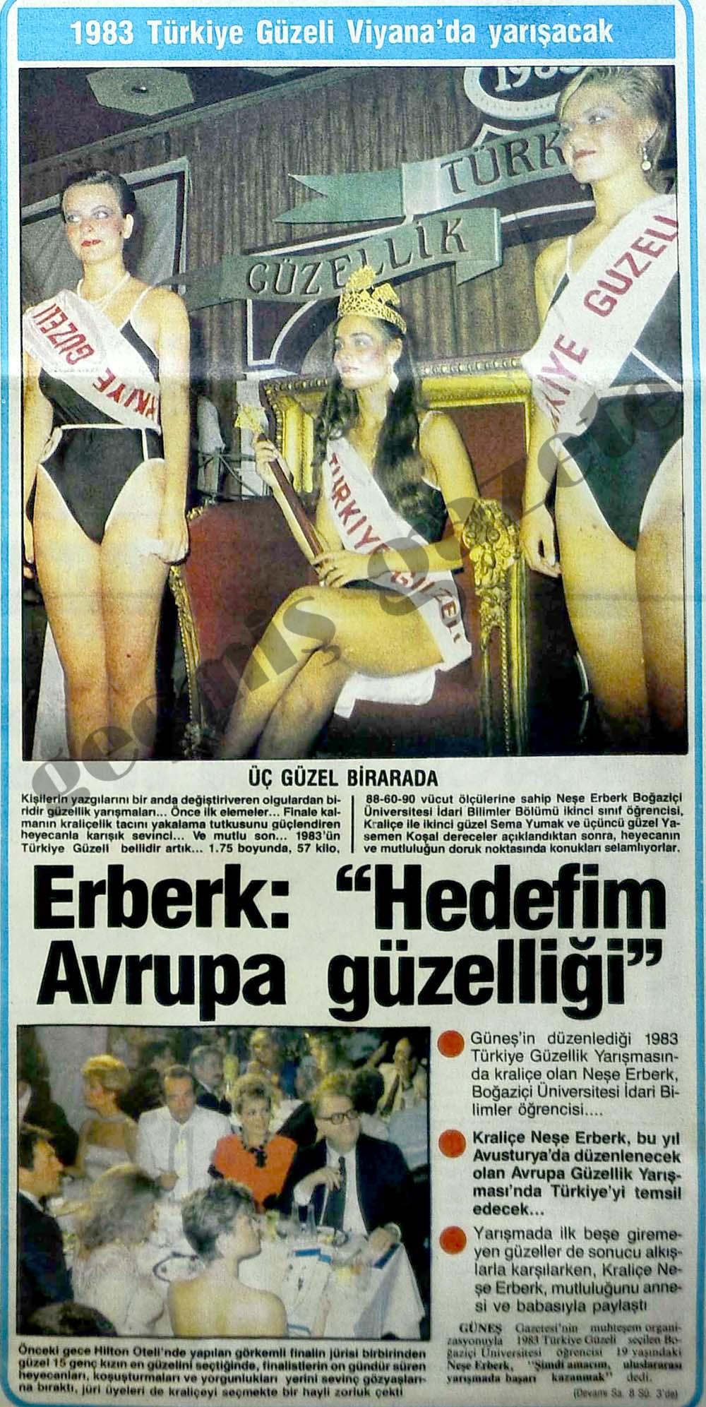 Kraliçe Erberk