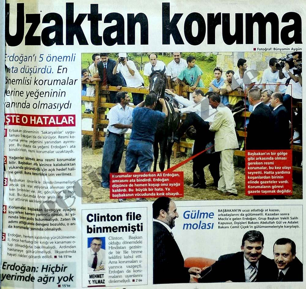 Erdoğan'ı 5 önemli hata düşürdü