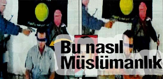 İlk kez bir Türk rehine infaz edildi