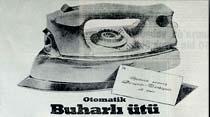 Dünyada - Türkiyede ilk defa otomatik Buharlı ütü