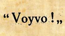 """Dün gece meşhur """"voyvo!"""" nidası yüzünden iki komşu arasında bir hadise olmuştur"""