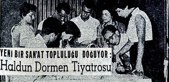 Haldun Dormen Tiyatrosu