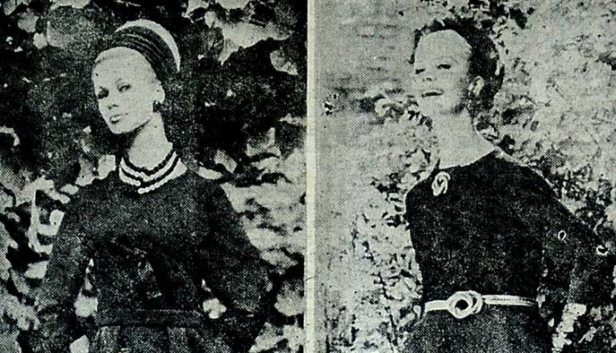 Moda'nın 1963 yılı için yeni Sürprizi